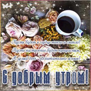 ласкового утра, радостного утра, приятного утра, энергичного утра, феерического утра, насыщенного радостью утра, прелестное утро